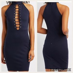 Charlotte Russe Cage Dress